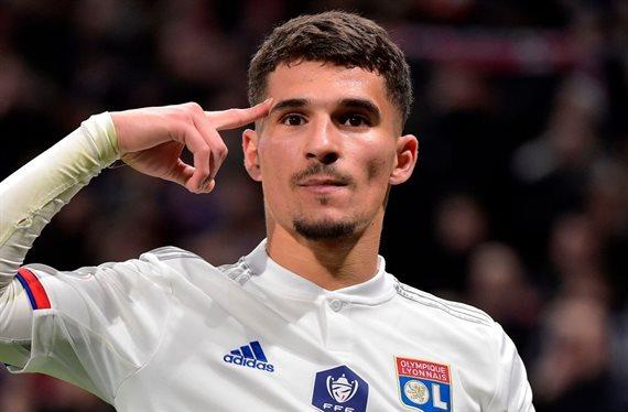 Aulas se la juega a Florentino y le vende un jugador a la Juventus