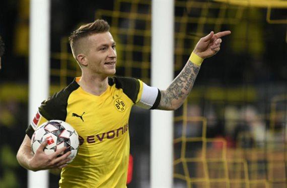 Marco Reus puede dejar el Borussia (y es para fichar por un grande)