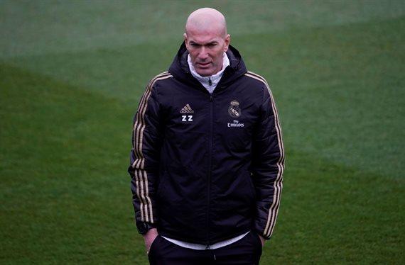 Llama a Zidane: el delantero estrella que se ofrece al Real Madrid