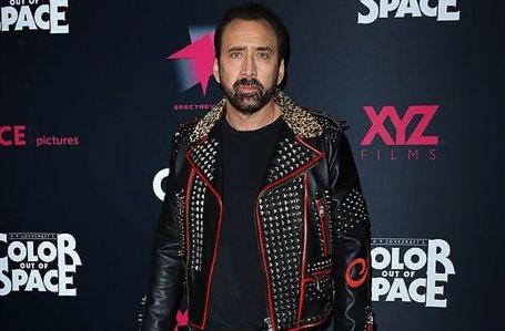 ¡El mundo del revés! Nicolas Cage interpretando a… ¿Nicolás Cage?