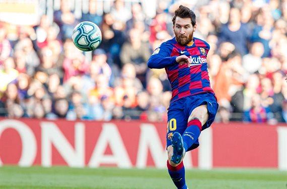 Messi lo pide. Suena para la Juventus y cuesta 70 millones de euros