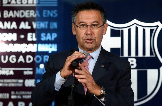 ¡Bartomeu lo tiene atado! Primer galáctico del Barça para verano