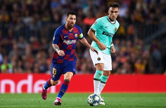 Messi cree que es poco: La (pobre) oferta del Barça por Lautaro Martínez