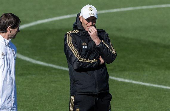 """""""Zidane le ha dicho que no"""". Y es un delantero de 20 goles por año"""