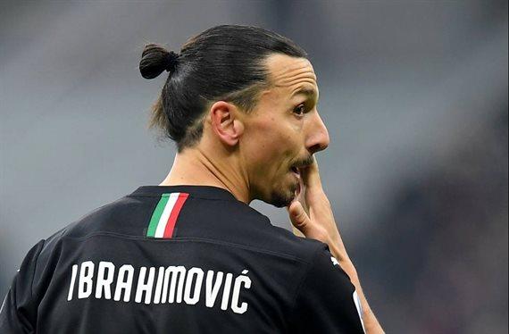 La condición que estableció Zlatan Ibrahimovic para renovar con el Milan