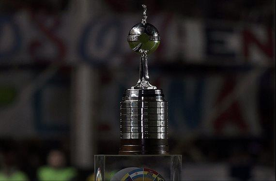 Se completaron todos los grupos de la Copa Libertadores