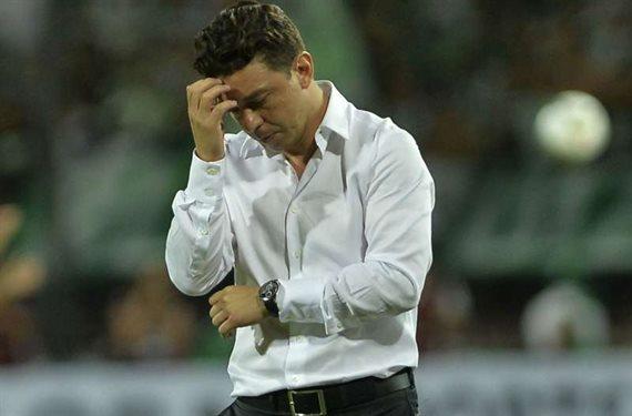 Gallardo no viajará a Quito para el debut de River en la Copa Libertadores