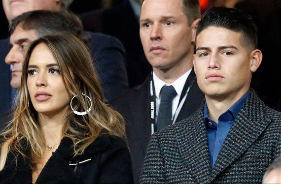 Shannon de Lima ya sabe el nuevo equipo de James Rodríguez: Sorpresa bomba