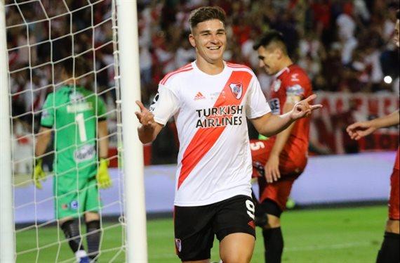 Sin Gallardo y pensando en la Superliga, River visita a Liga de Quito