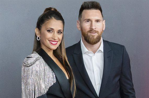 ¡Muy feo! Antonella Roccuzzo calla. ¡Sale esto de Messi!