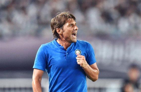 Antonio Conte jugará su primera final anticipada con el Inter de Milán