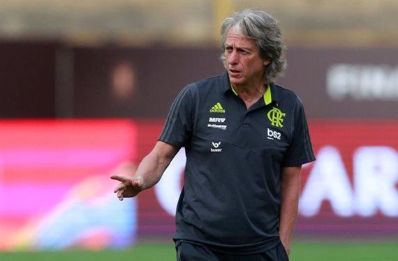 Flamengo: Jorge Jesus dio positivo en la primera prueba de coronavirus
