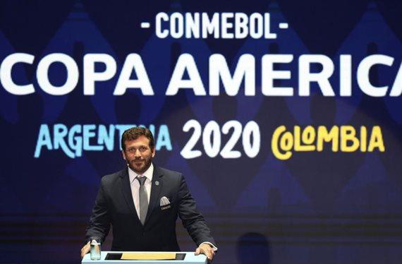Conmebol postergó la Copa América para 2021 por el avance del coronavirus