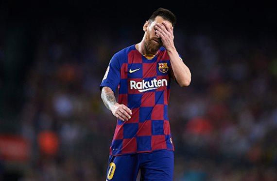 Messi lo echa a patadas: el titular al que se carga (y elige su relevo)