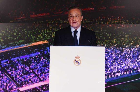 ¡Florentino Pérez lo deja atado! Galáctico para el Real Madrid
