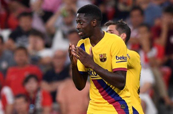 ¡Dembélé por él! Cambio de cromos galáctico en el Barça