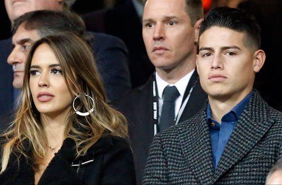 ¡Shannon de Lima abandona a James Rodríguez! Sale esta foto
