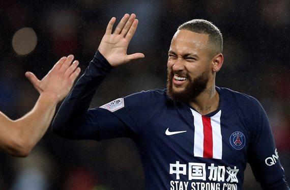 ¿Guiño al Barcelona? Neymar no respondió a la oferta de renovación del PSG