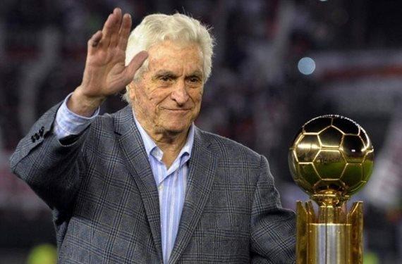 Murió Amadeo Carrizo, legendario arquero de River y la Selección Argentina