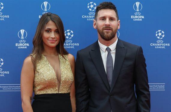 Antonella Roccuzzo ¡no se esperaba esto! Video bomba de Messi