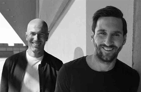 ¡Planta a Zidane y Messi! La estrella que renueva su contrato