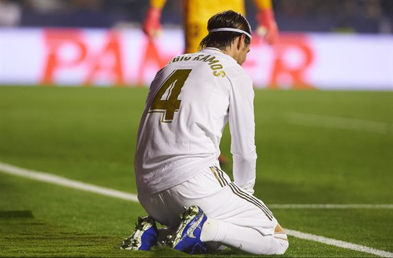 ¡Será el relevo de Sergio Ramos! La estrella por la que negocia el Madrid