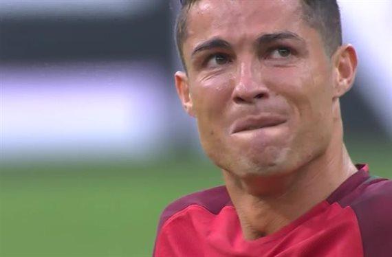Cristiano le arruinó la carrera en el Real Madrid por hacerle una falta