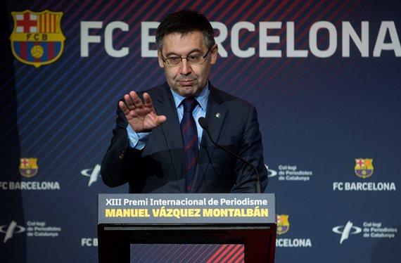 Bartomeu renuncia al fichaje de un crack: se pone a tiro del Real Madrid