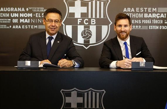 ¡Messi lo veta! El fichaje que Bartomeu tenía cerrado para el Barça