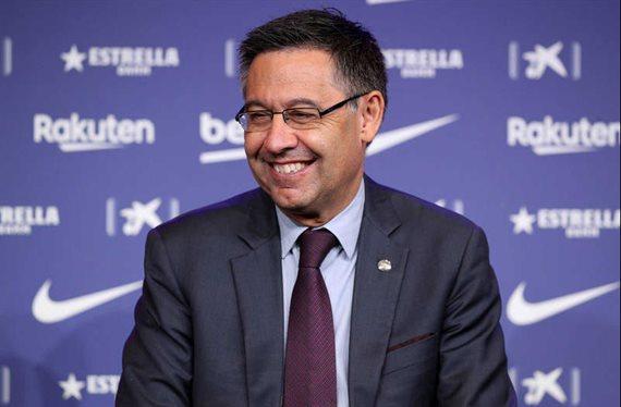 ¡Elige a Bartomeu y al Barça! El galáctico que rechaza al Real Madrid