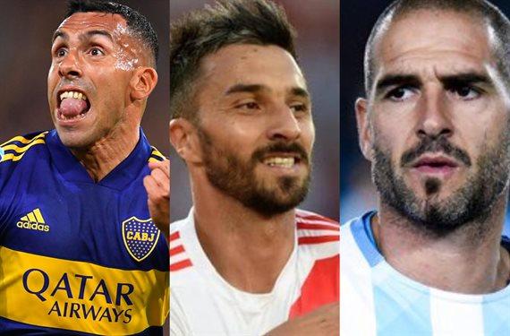 Conocé a los futbolistas de la Superliga que finalizan su contrato en junio