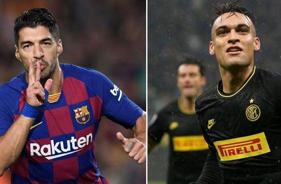 Lautaro Martínez se irá al Barça ¡solo si le echan! ¡Messi estalla!