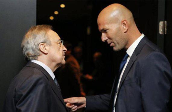 Zidane no acepta el plan 2021 de Florentino Pérez (y es por esto)