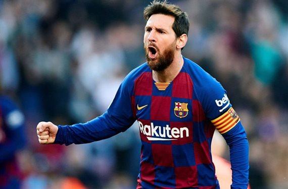 """""""Messi se queda si él viene"""". No es Neymar ni Lautaro Martínez"""