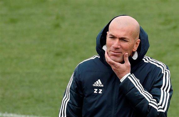 Zidane tiene un problema con él. No quiere irse (y lo apoyan)