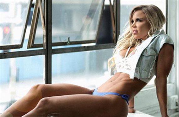 Los leggings de escándalo de Lauren Drain que no podrás parar de mirar