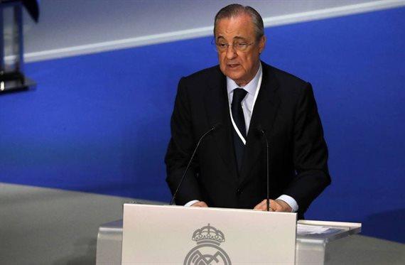 Florentino Pérez no lo descarta (y es una alternativa a Sadio Mané)