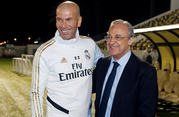 Florentino Pérez hace de cuarentena un fichaje top ¡El Liverpool lo quiere!