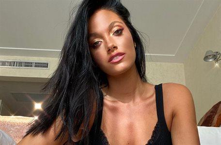 ¡Alucinante! Oriana Sabatini pasa la cuarentena en casa ¡con este modelito!