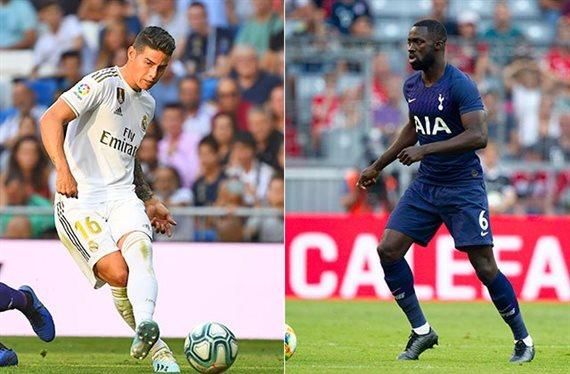 ¡Zidane en Shock! James Rodríguez cambia de opinión ¡por Davinson Sánchez!