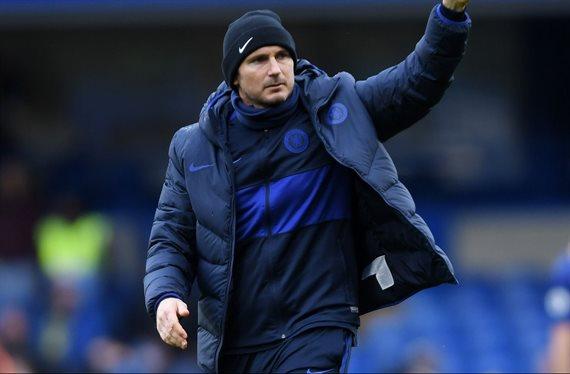 Jugará con Frank Lampard: el Chelsea se lleva a un objetivo de Zidane