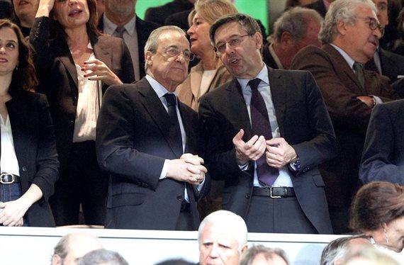 Bartomeu y Florentino Pérez pelean por un crack (y el Barça tiene ventaja)