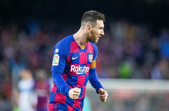 Messi criticó a los dirigentes de Barcelona y confirmó la rebaja salarial
