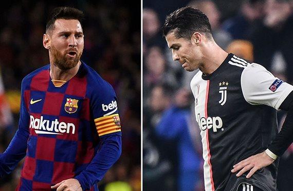 """Messi está atento. Es una bomba. """"Cristiano Ronaldo se va con él"""""""