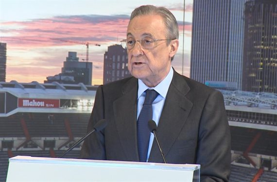 Florentino Pérez renuncia a su fichaje: la crisis afecta al Real Madrid