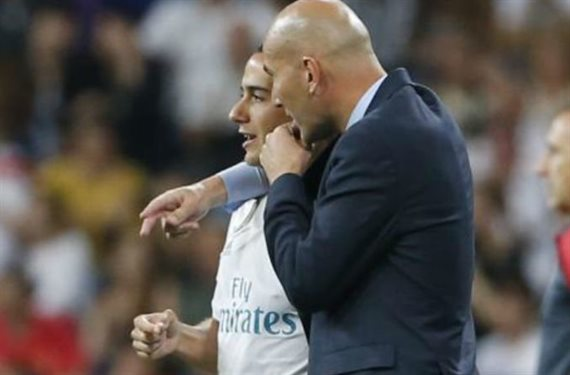 El niño mimado de Zidane busca equipo. Florentino le manda fuera