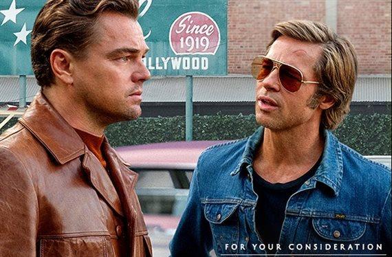 Así convenció Tarantino a Brad Pitt para quitarse la camiseta en su 'peli'