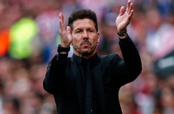 Simeone y el plantel de Atlético Madrid ayudarán a pagarles a los empleados