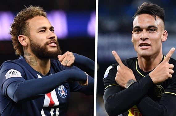 La estrategia del Barcelona para contratar a Lautaro Martínez y Neymar
