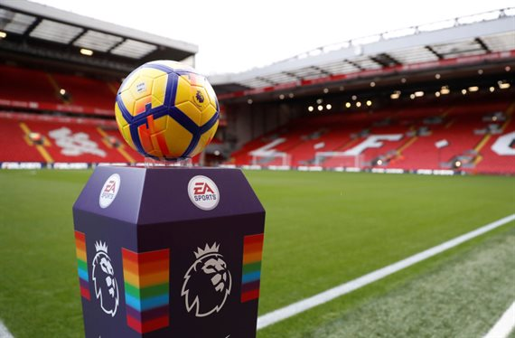 Las rigurosas decisiones que anunció la Premier League por el coronavirus